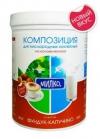 Композиция для кислородно-молочных коктейлей со вкусом ФУНДУК-КАПУЧИНО, 300 гр