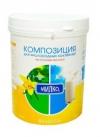 Композиция для кислородно-молочных коктейлей со вкусом ВАНИЛЬ, 300 гр.